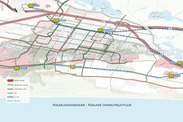 Westflank - infrastructuur