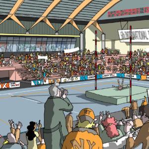 Ballast Nedam -Sporthallen 2